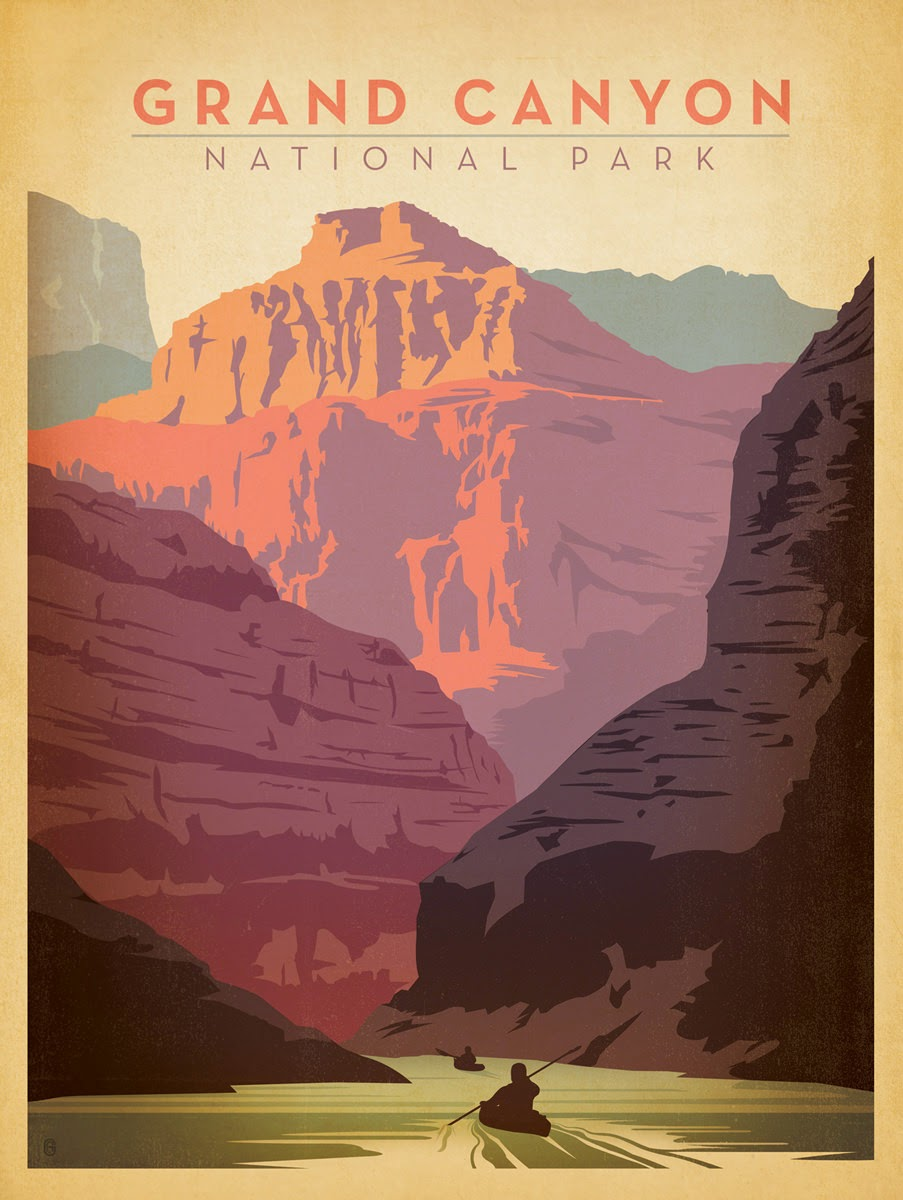 Grand Canyon National Park by Anderson Design Group