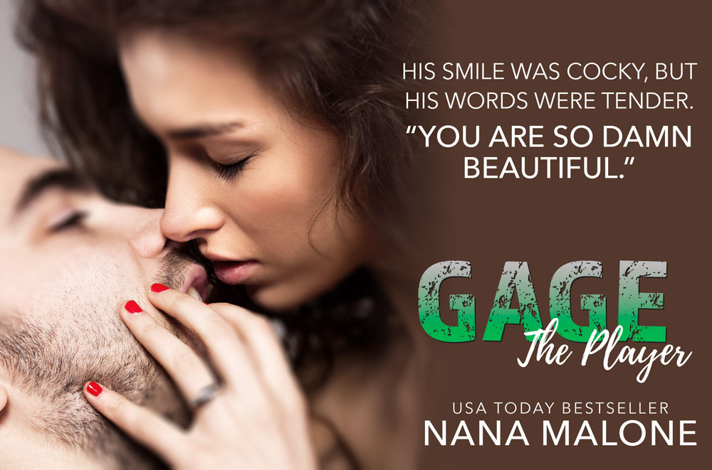 Gage Book Blitz