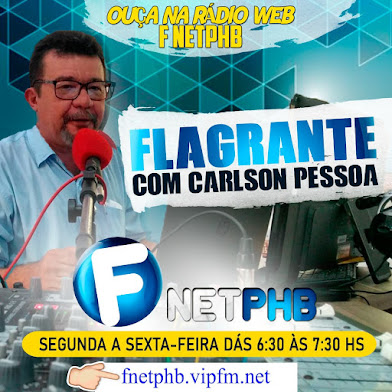 FLAGRANTE COM CARLSON PESSOA