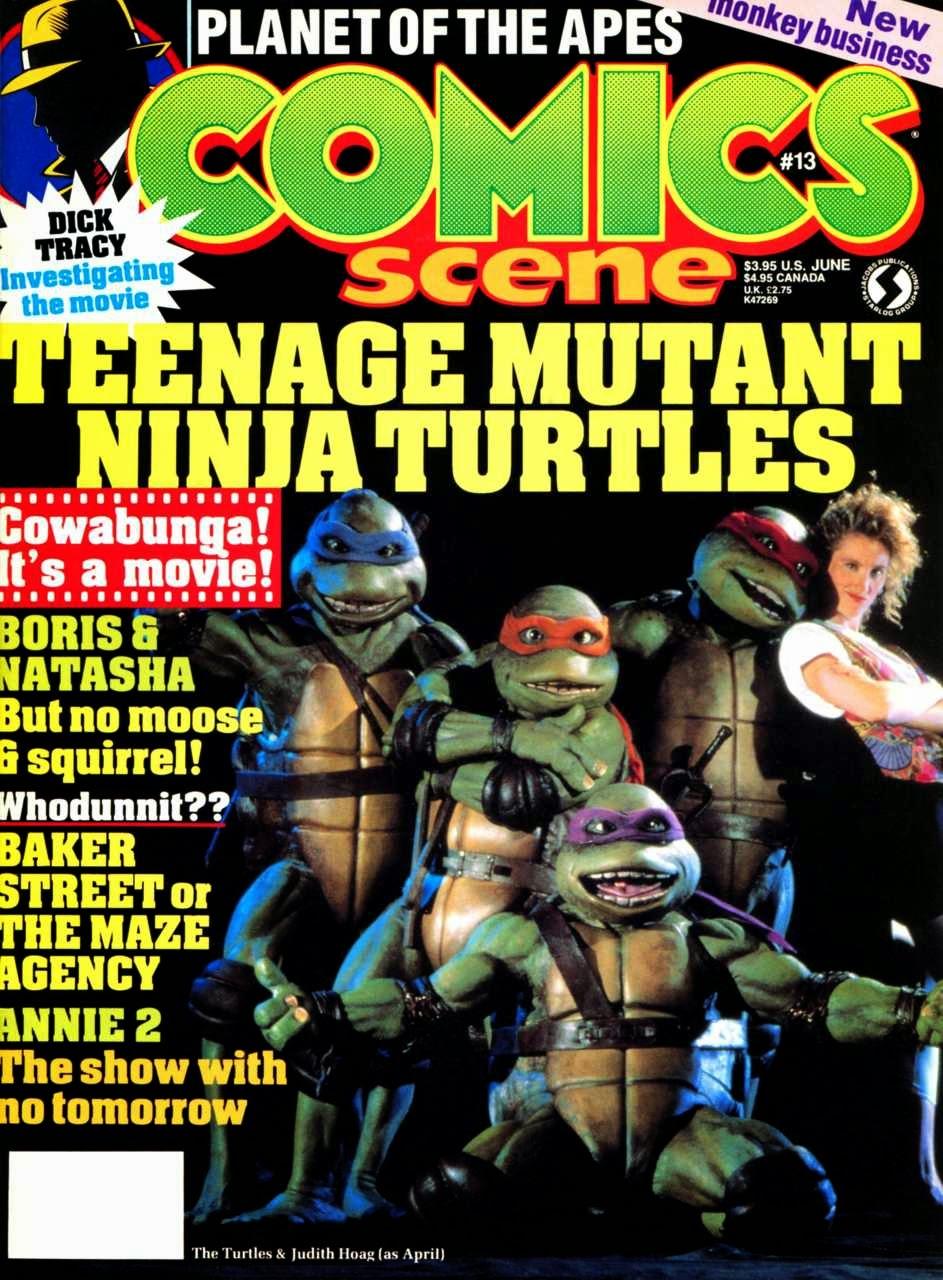 ninja turtles movie 1990 free