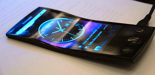 Unique Zon3: Samsung Flexible OLED Screens