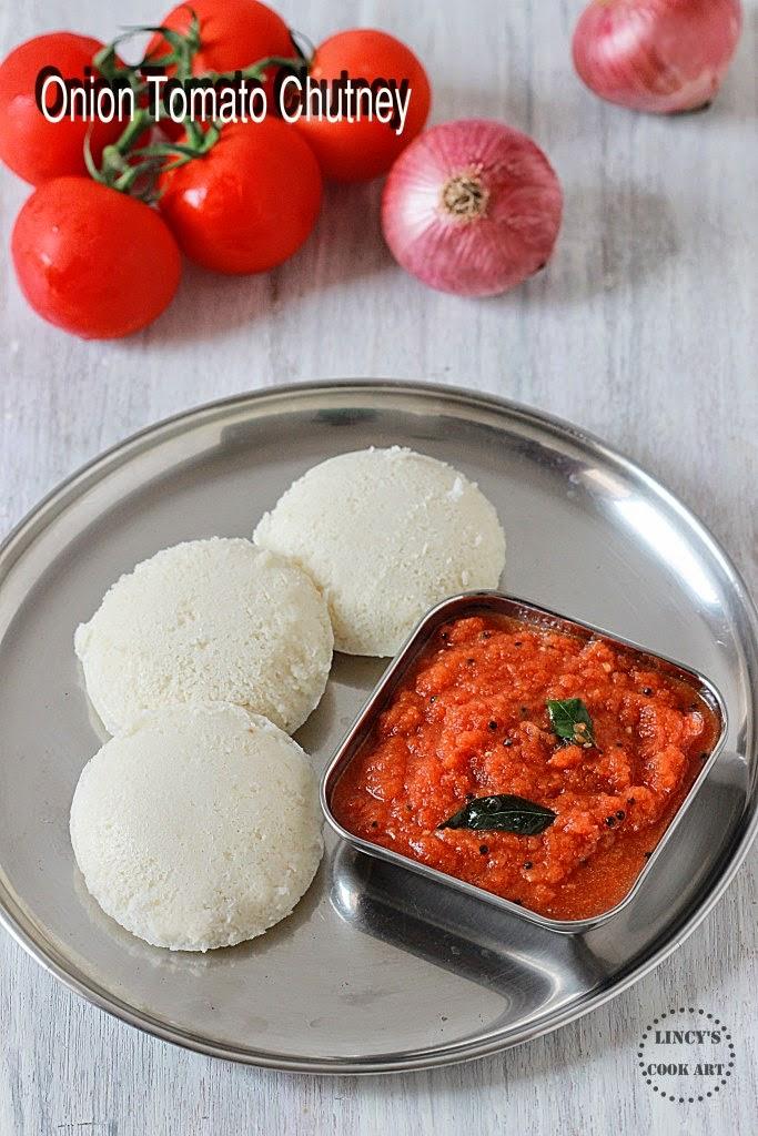 Vengayam Thakkali Chutney