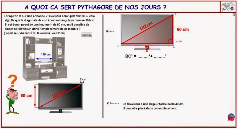http://dmentrard.free.fr/GEOGEBRA/Maths/Nouveautes/4.25/PythagoteleMD.html