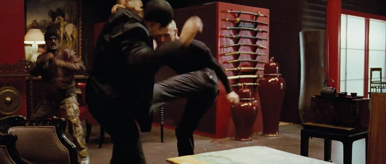 Distrito 13 Ultimatum (2009 B13-U) BRrip HD VL Latino
