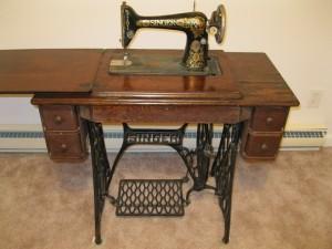 singer sewing machine 57815