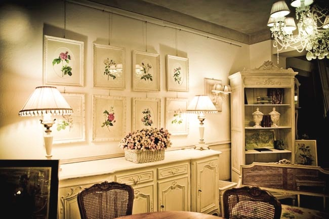 ... Shabby e country chic passions: Country chic : arredamento interni