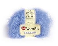 Пряжа для вязания игрушек амигуруми. Пряжа YarnArt Techno