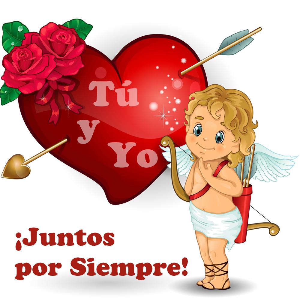 Rosas Mariposas y corazones Facebook