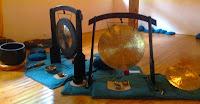 Indywidualne masaże gongami i misami