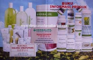 Buku Informasi Produk Herbalife