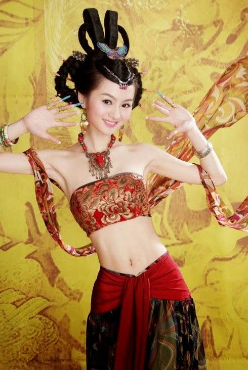 Ảnh gái xinh mỹ nhân Trung Quốc khoe sắc 16