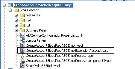 EXtension enabled Requester Service