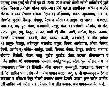 Jobs in Maharashtra 2015