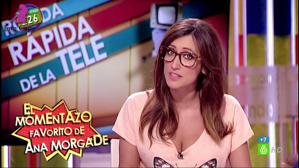 ANA MORGADE, ZAPEANDO (17.10.14)