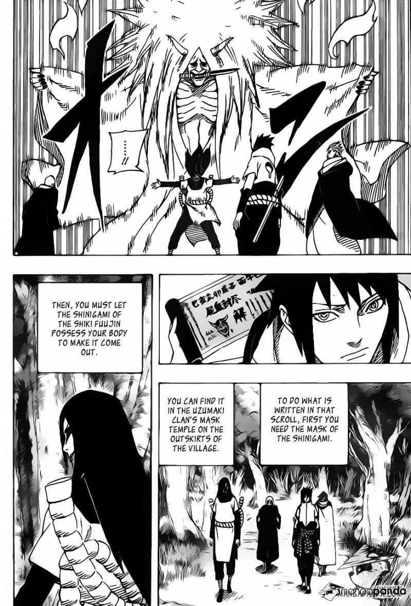 11, Naruto chapter 618    NarutoSub