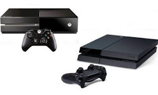 Perbandingan Desain Xbox One dan PS 4
