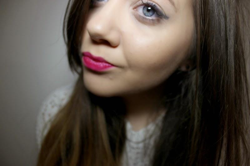 Rimmel pink lipstick laurenrhiannon uk beauty blogger