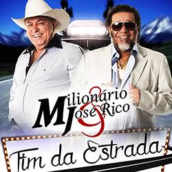 Capa CD Milionário e José Rico Fim Da Estrada 2015 Torrent