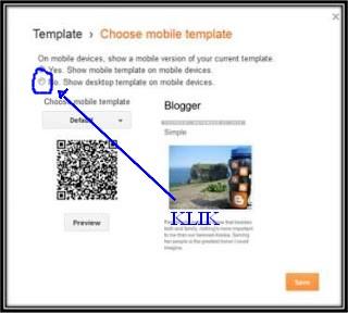 Cara Merubah Tampilan Blog Versi Hp Menjadi Versi Web