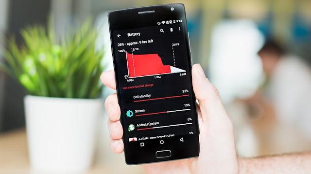 Cara Mengatasi Baterai Ponsel Android Boros (Root User)