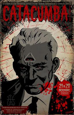 CATACUMBA, XII Semana de cine fantástico, ciencia ficción, terror, experimental y bizarro