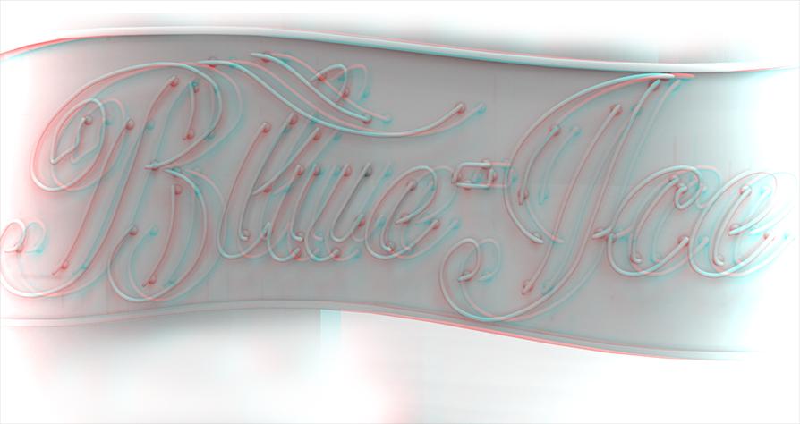 Blue Ice 3D