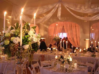 wedding lighting decoration idea