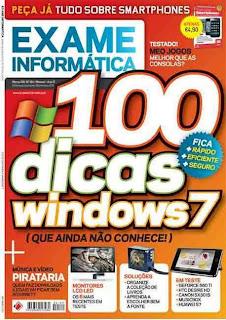 Revista Exame Informática 100 dicas Windows 7