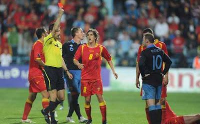 Montenegro 2 - 2 England (2)