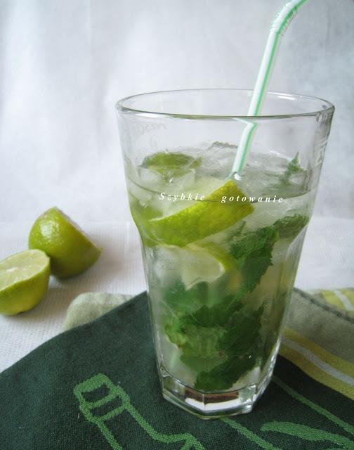 Drink Mojito (mohito)