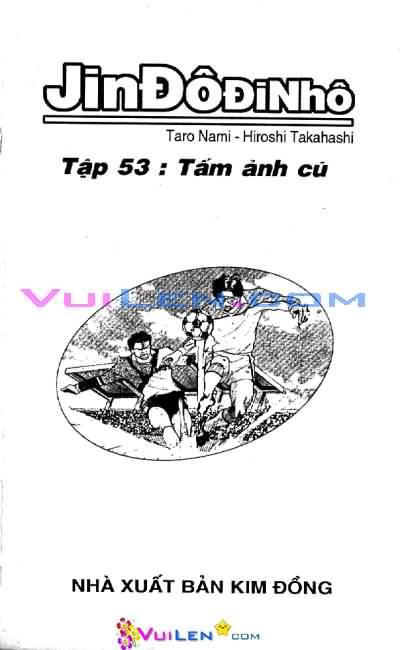 Jindodinho - Đường Dẫn Đến Khung Thành III Tập 53 page 1 Congtruyen24h