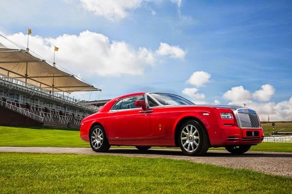 Rolls Royce Phantom Coupé Al-Adiyat