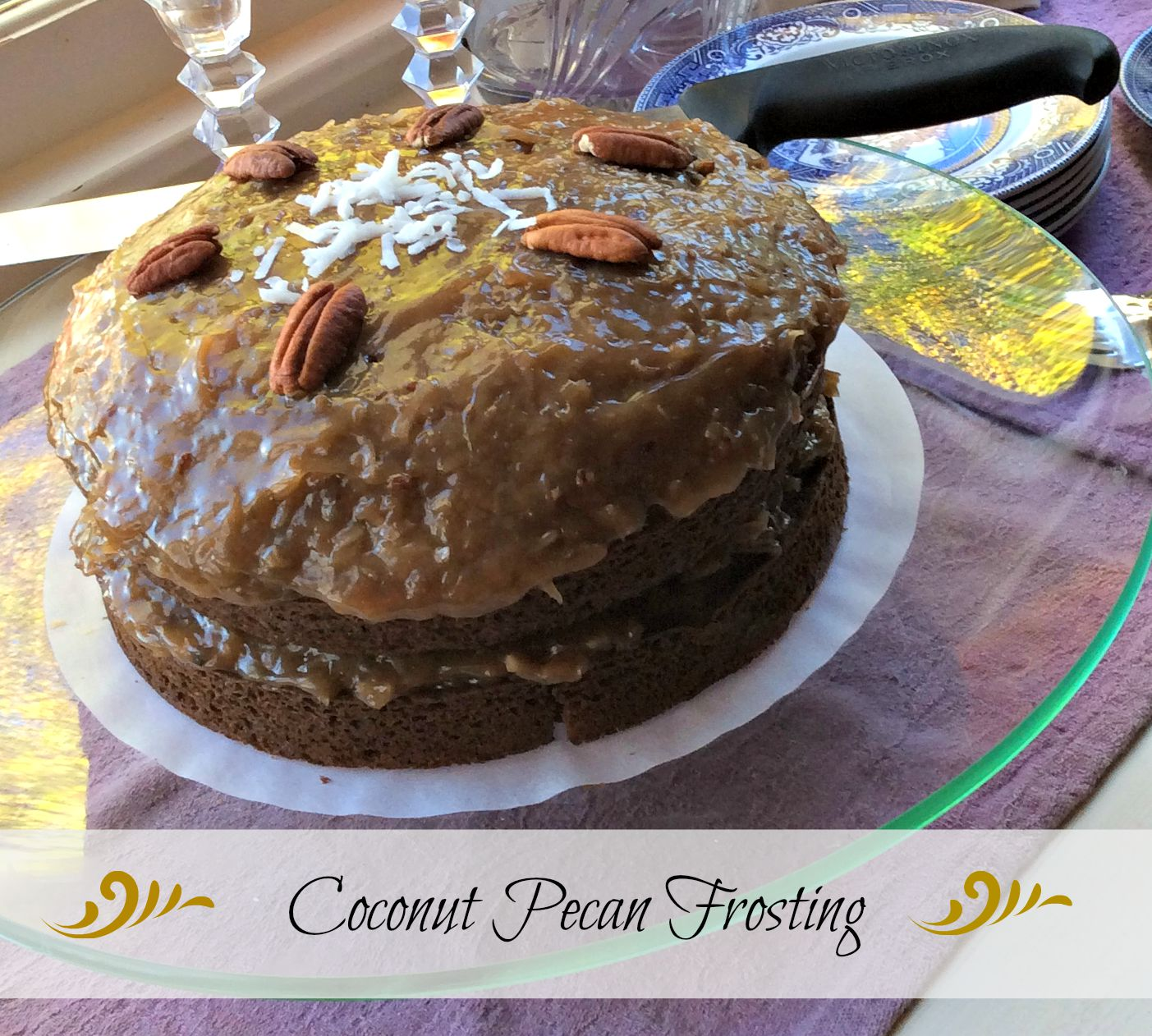 Cooking On A Budget: Coconut Pecan Frosting