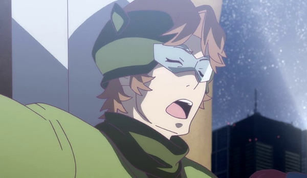 Yoru no Yatterman Episode 10 Subtitle Indonesia