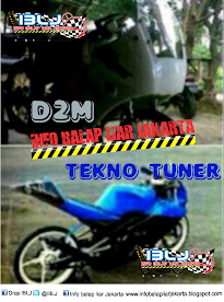 Video Amatir Nijna D2M VS Ninja Tekno Tuner Sentul 31 Maret 2013