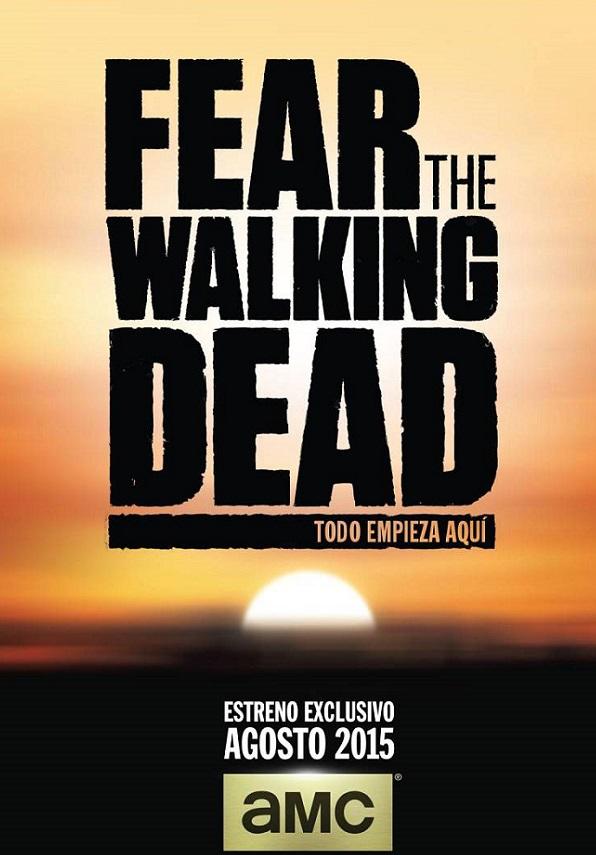 ver y descargar Fear The Walking Dead Temporada 1 S01E01 latino online por mega