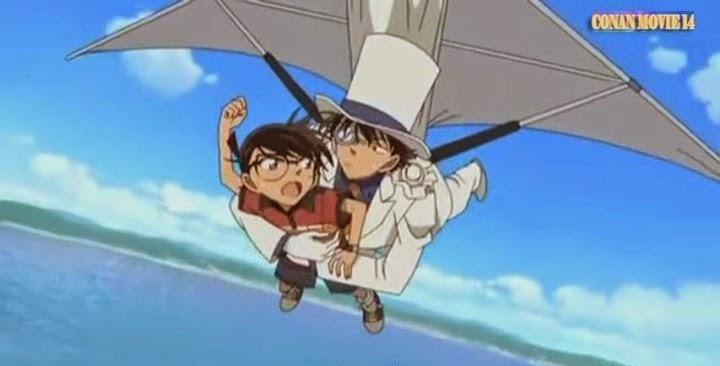 Phim Thám Tử Conan -Detective Conan Movie 14