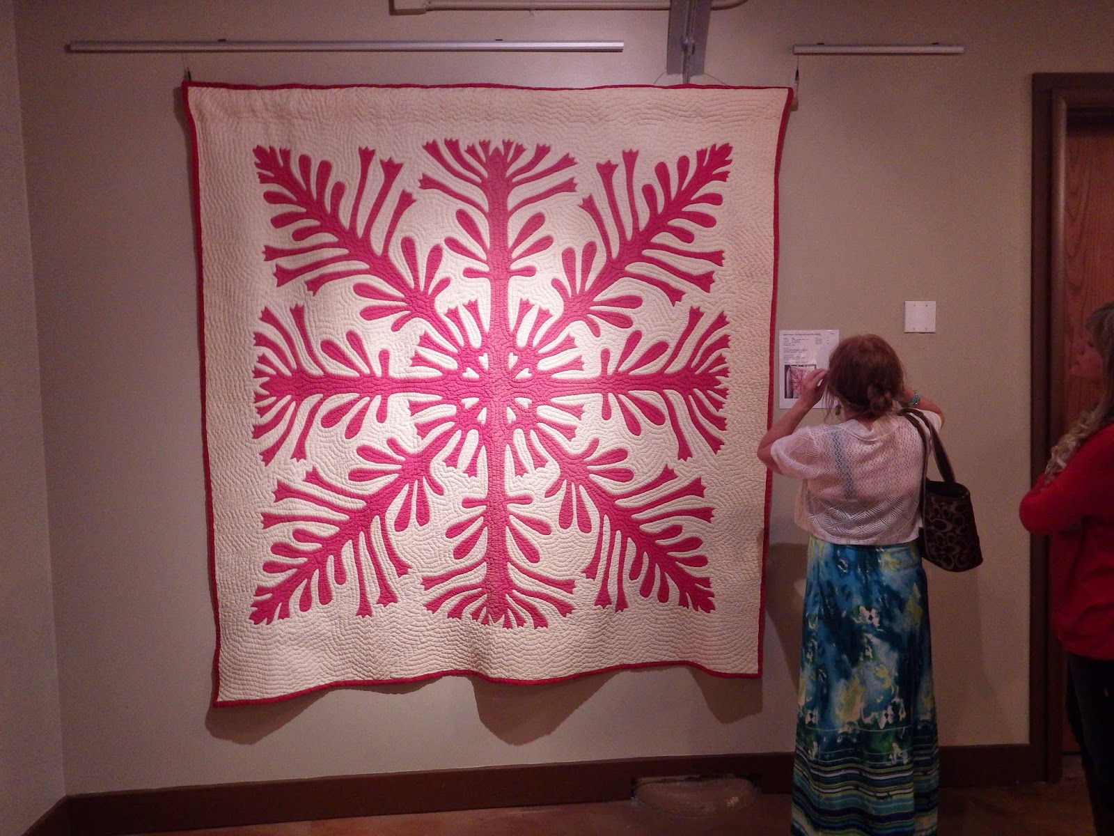 brorby quilted on hawaii hawaiian best cathy by x quilt otoole in pinterest quilts bloom images quiltinspire annette