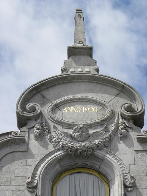 Ijzerleen facades Mechelen