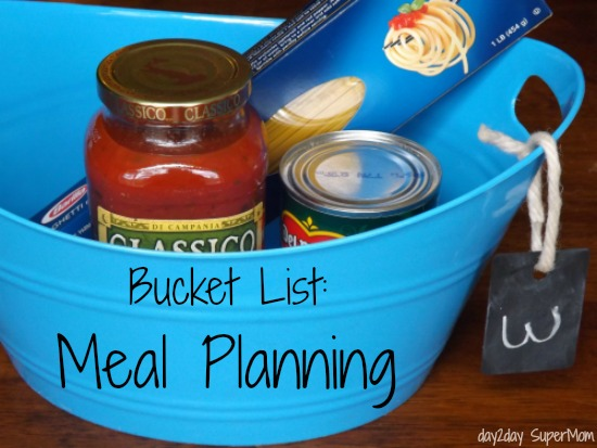 Meal Planning Tips ~ Taco Tuesday ~ day2day SuperMom