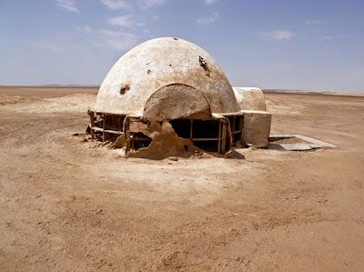 casa de skywalker en ruinas