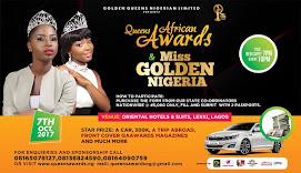 #MGN2017.  Miss Golden Nigeria 2017