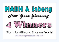 MABH and Jabong are having a NEW YEAR GIVEAWAY!!!!
