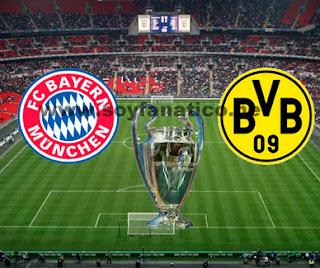 Final Bayern Munich vs Borussia Dortmund 2013