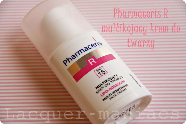Pharmaceris R multikojący krem do twarzy - recenzja gościnna