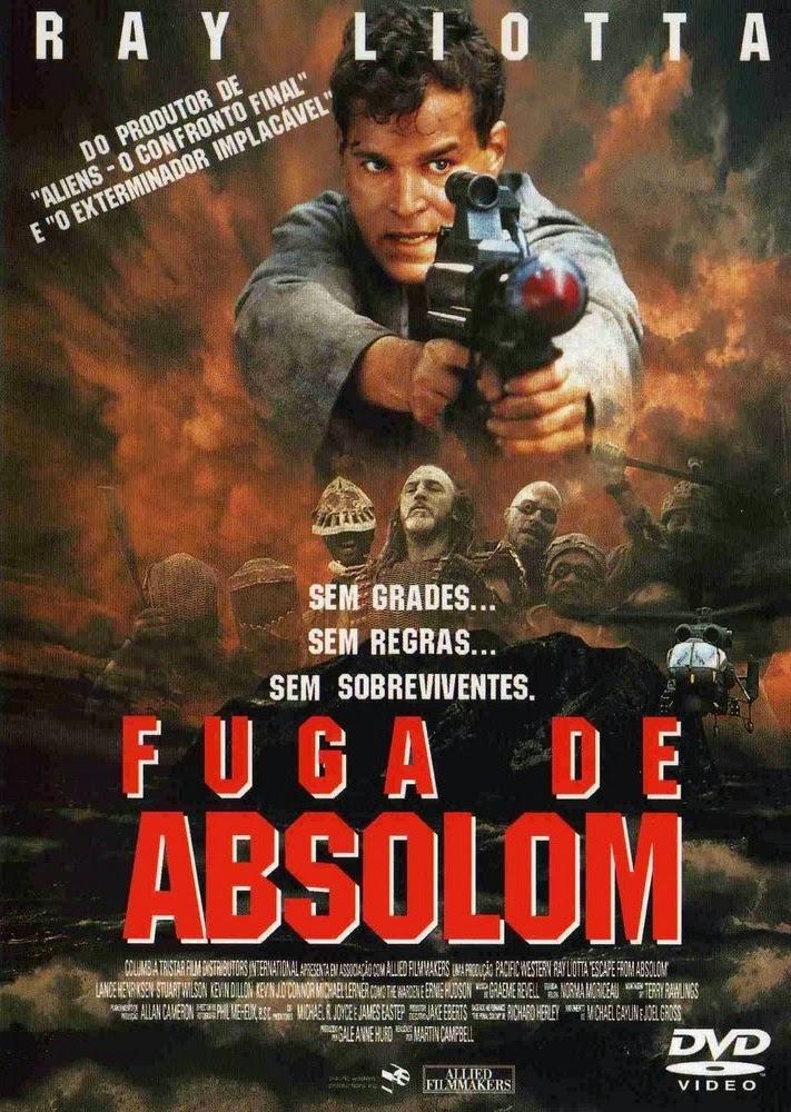 Fuga de Absolom – Dublado (1994)