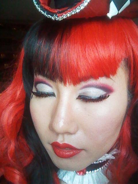 The Makeup Piggy : FOTD - Makeup for my original Harley ...
