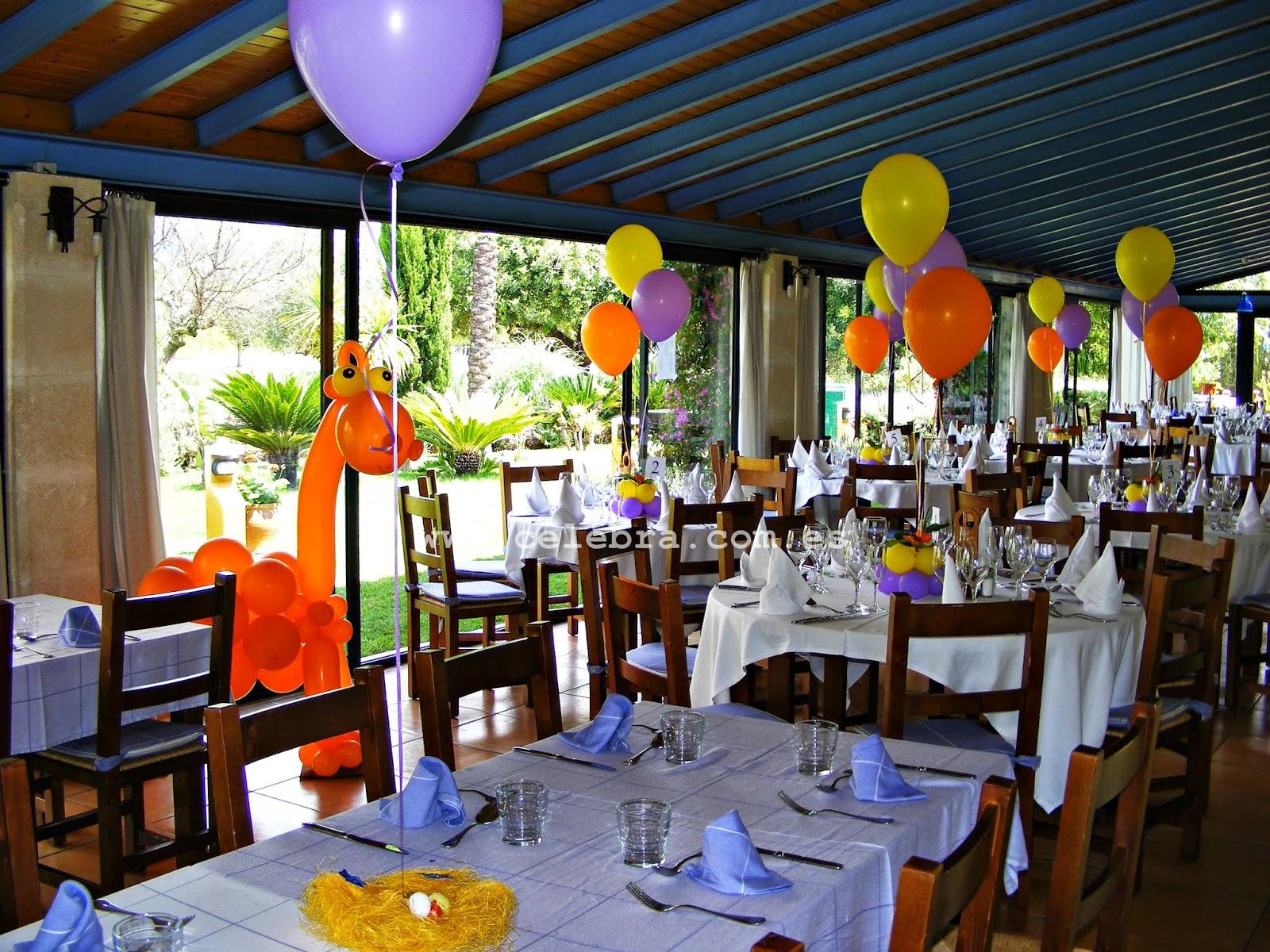 Celebra decoraciones para comuni n for Cosas de decoracion