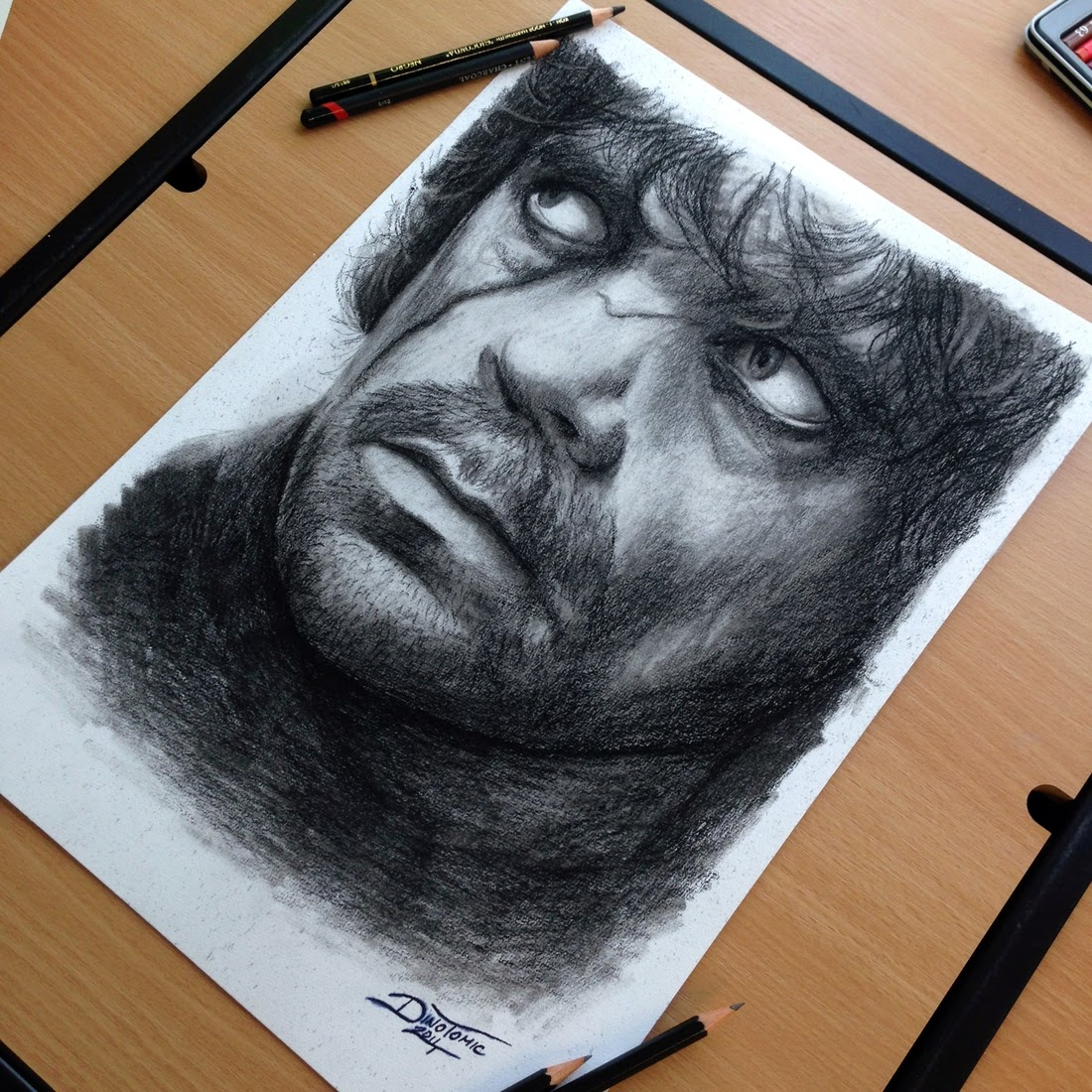 16-Tyrion-Lannister-Peter-Dinklage-Dino-Tomic-AtomiccircuS-Mastering-Art-in-Eclectic-Drawings-www-designstack-co