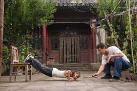 karate kid push up